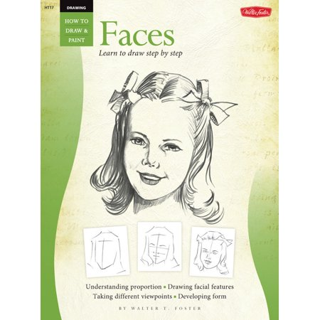 Drawing: Faces : Learn to Paint Step by Step](Ways To Paint Face For Halloween)