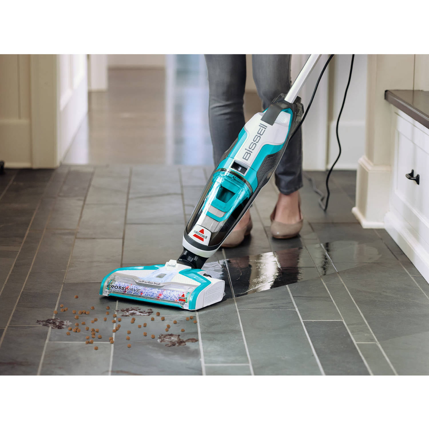 Bissell crosswave all in one multi surface wet dry vac 1785w bissell crosswave all in one multi surface wet dry vac 1785w walmart dailygadgetfo Gallery