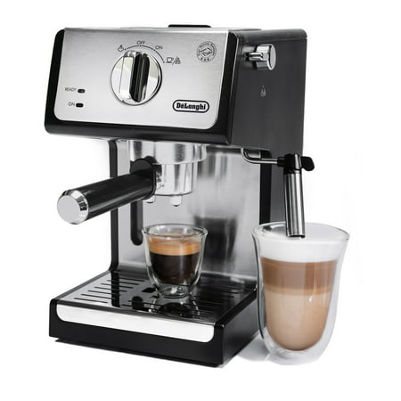 15 Bar Pump Espresso Machine - De'Longhi ECP3420 15 Bar Espresso and Cappuccino Machine with Advanced Cappuccino System