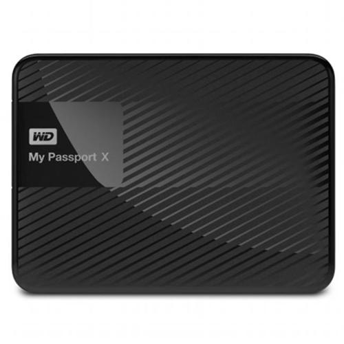 WD Content Solutions Business WDBCRM0020BBK-NESN 2TB My Passport X Hard Drive