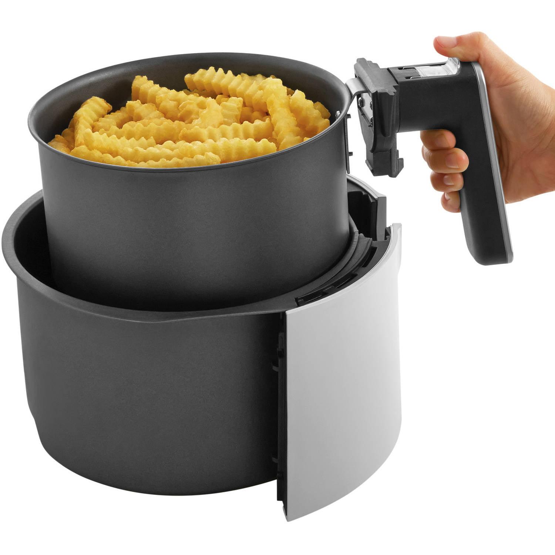farberware air fryer white oil new 2 5 liter cooking healthy capacity ebay. Black Bedroom Furniture Sets. Home Design Ideas