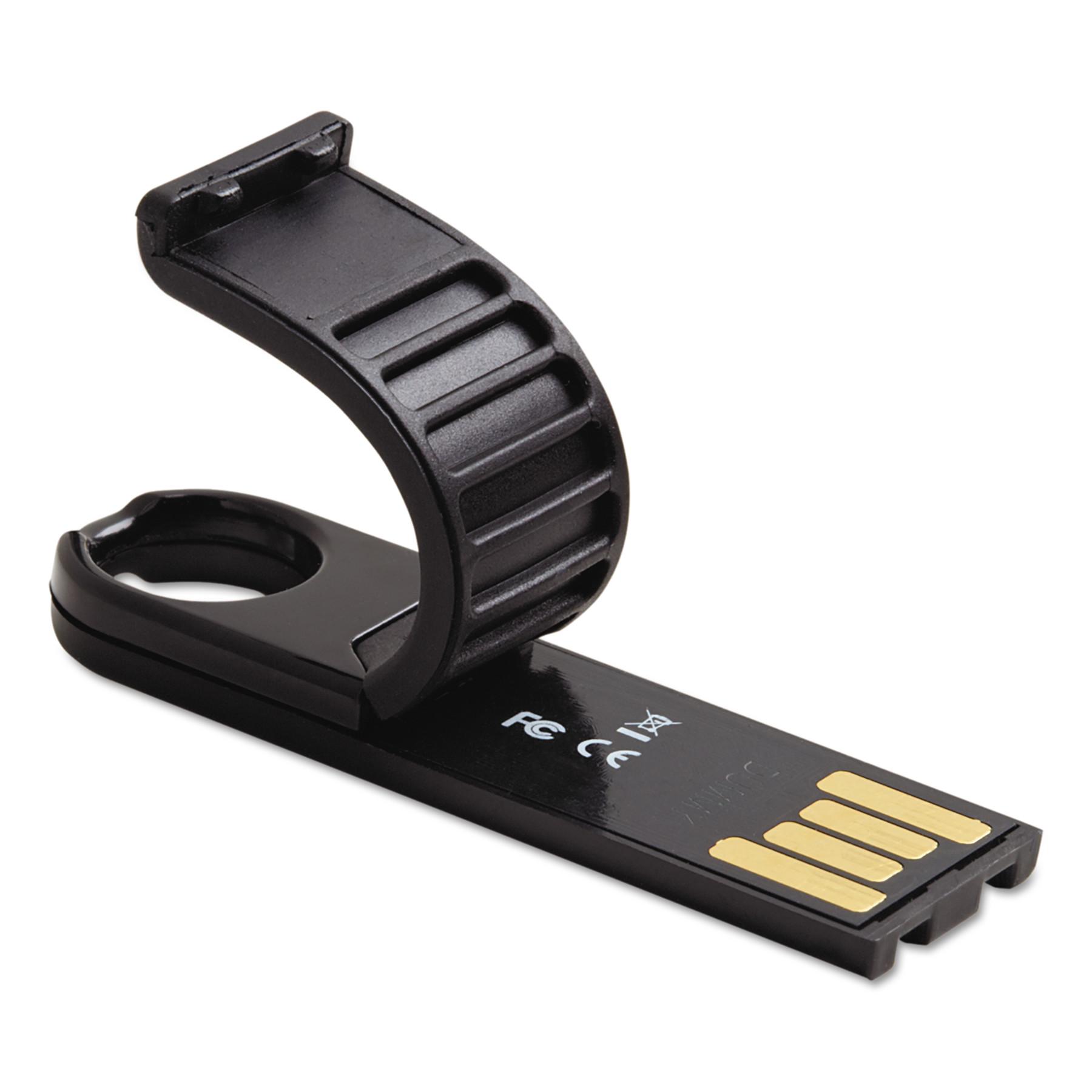 Verbatim Store 'n' Go Micro USB 2.0 Drive Plus, 32GB, Black -VER97763