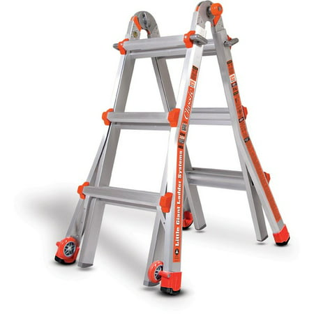 little giant 10101lg 300 pound duty rating ladder system 11 foot