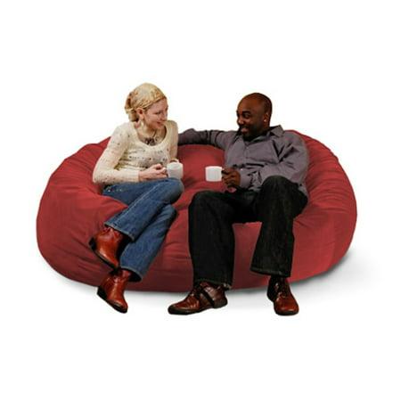 Jaxx Ft Lounger Microsuede Medium Foam Sofa