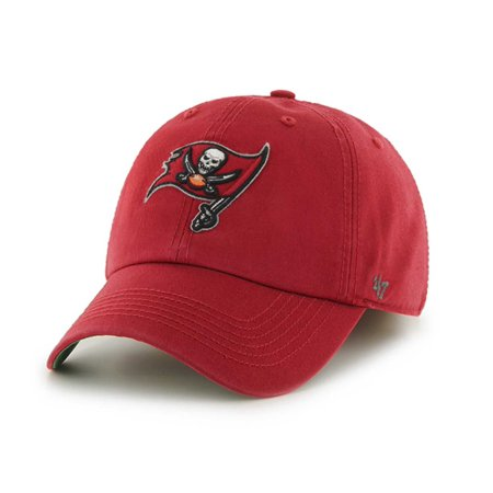 Tampa Bay Buccaneers 47 Brand Franchise Red Fitted Hat Cap by