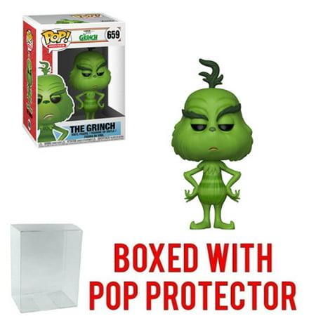 Funko POP - The Grinch Movie - Grinch - with Pop - Grinch Head
