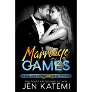 Marriage Games (A Spanking Romance) - eBook