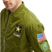 06d04f356 Us Army Big Men's Bomber Jacket, 2xl