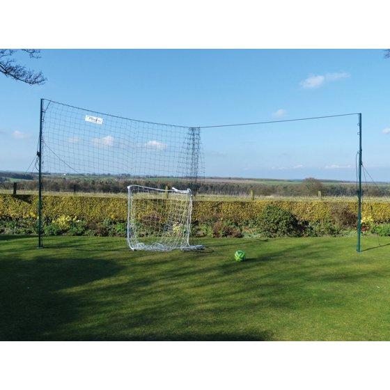 1c7da21ac04 Open Goaaal - Soccer Training Goal + Rebounder + Backstop ALL-IN-ONE -  Standard - 9  X 5  Inner Goal - Walmart.com