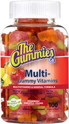 adults for Gummy minerals