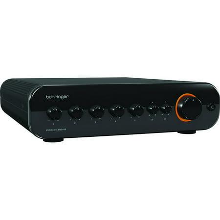 Behringer EUROCOM SN2108 80 Watt 70V Mixing Amplifier