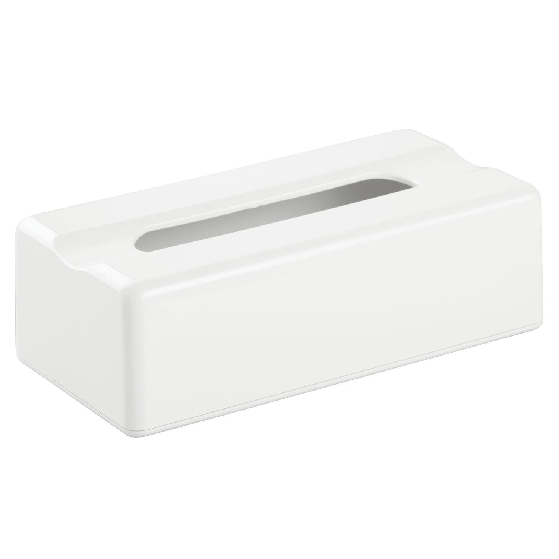 Canvas Tissue Box Cover Rectangular Tissue Holder for Home Office Decoration