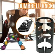 Portable Home 3 Tier Dumbbell Holder Home Gym Exercise Weight Tower