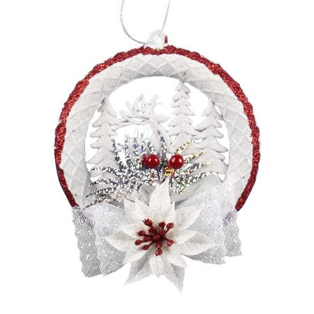 Huppin's Hot Sale Exquisite Christmas Ornaments Christmas Tree Hanging Bowknot Decorations - Christmas Ornament Sale