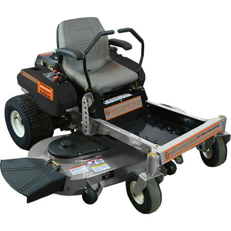 Dirty Hand Tools Zero Turn Mower with 23hp Kawasaki Engine and 60