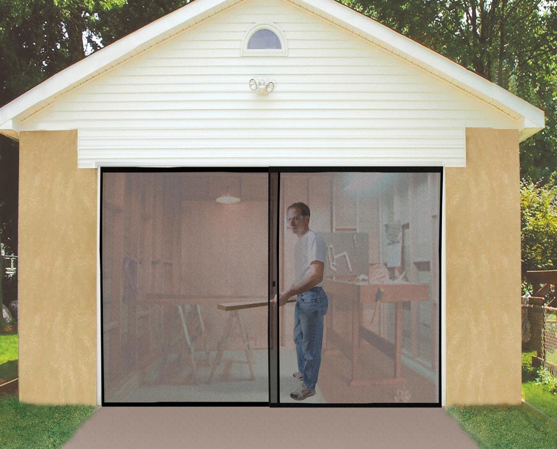 Ideaworks garage door screen single