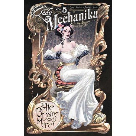 Lady Mechanika, Vol. 5: La Belle Dame Sans -