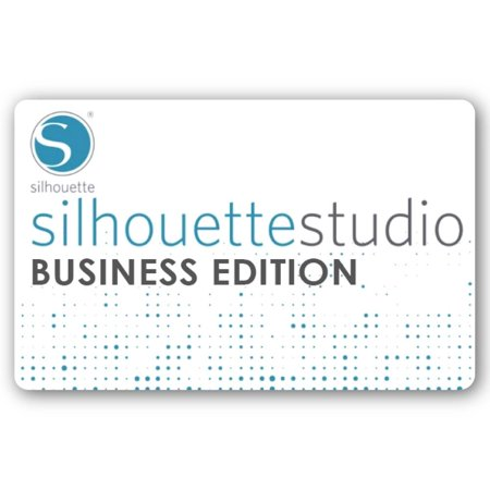 Shop Studio - Silhouette Studio to Business Edition Upgrade - Physical Card
