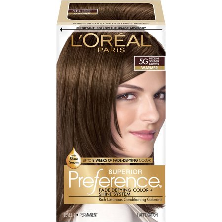 L\'Oreal Paris Superior Preference Fade-Defying Color + Shine ...
