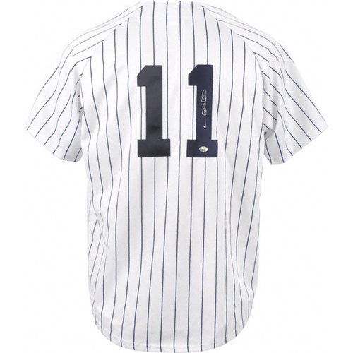 MLB - Gary Sheffield Autographed Jersey | Details: New York Yankees