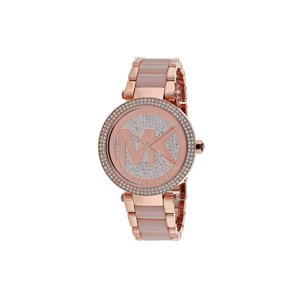 Michael Kors Parker Rose Gold-Tone Ladies Watch MK6176