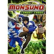 Monsuno: Combat Chaos (DVD)