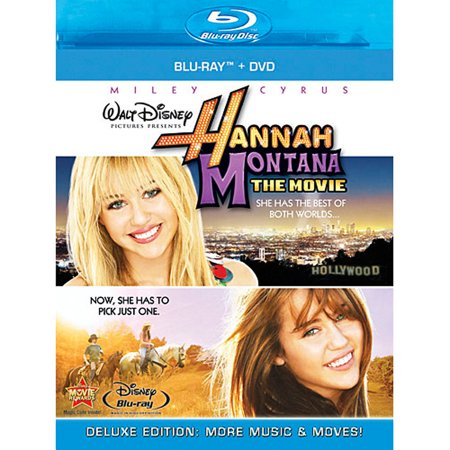 Hannah Montana: The Movie (Blu-ray + DVD)