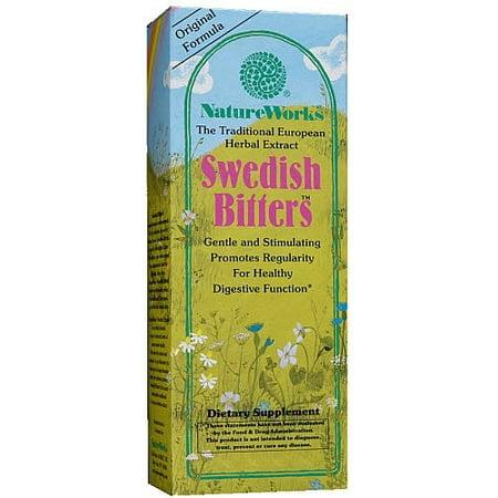 NatureWorks Swedish Bitters 100 mL