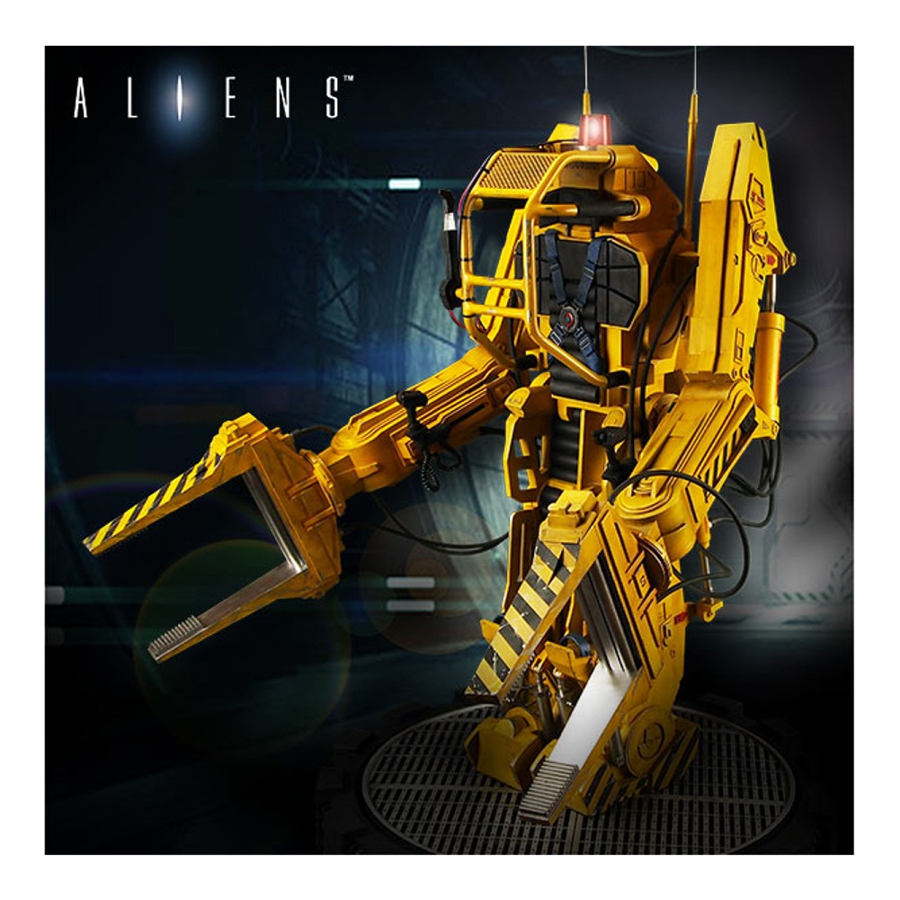 Power Loader Aliens Studio Scale Limited Edition Replica by Hollywood Collectibles Group