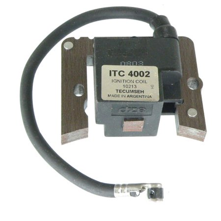 Tecumseh Ignition Coil (Db Electrical ITC4002 Ignition Coil for Tecumseh HM80, HM90, HM100, HMSK80, HMSK90, LH3, 18SA and TVM220 Engines /35135 35135A )