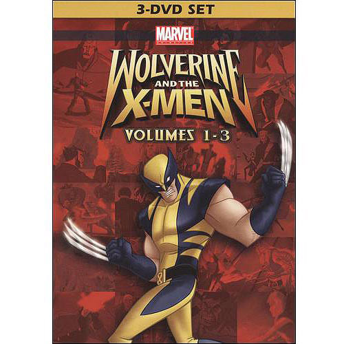Wolverine And The X-Men: Volumes 1 - 3 (Widescreen)