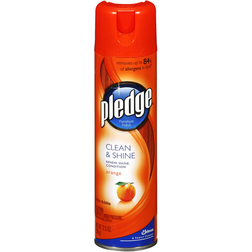 Genial Pledge Orange Clean U0026 Shine Furniture Polish, ...