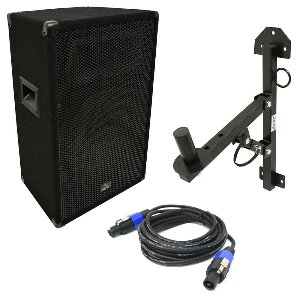 "Harmony Audio HA-V12P Pro DJ Venue 12/"" Passive 450W PA Speaker 2-Way Cabinet"