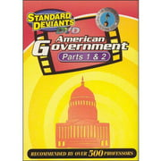 The Standard Deviants: American Government, Parts 1 & 2 by CEREBELLUM CORPORATION
