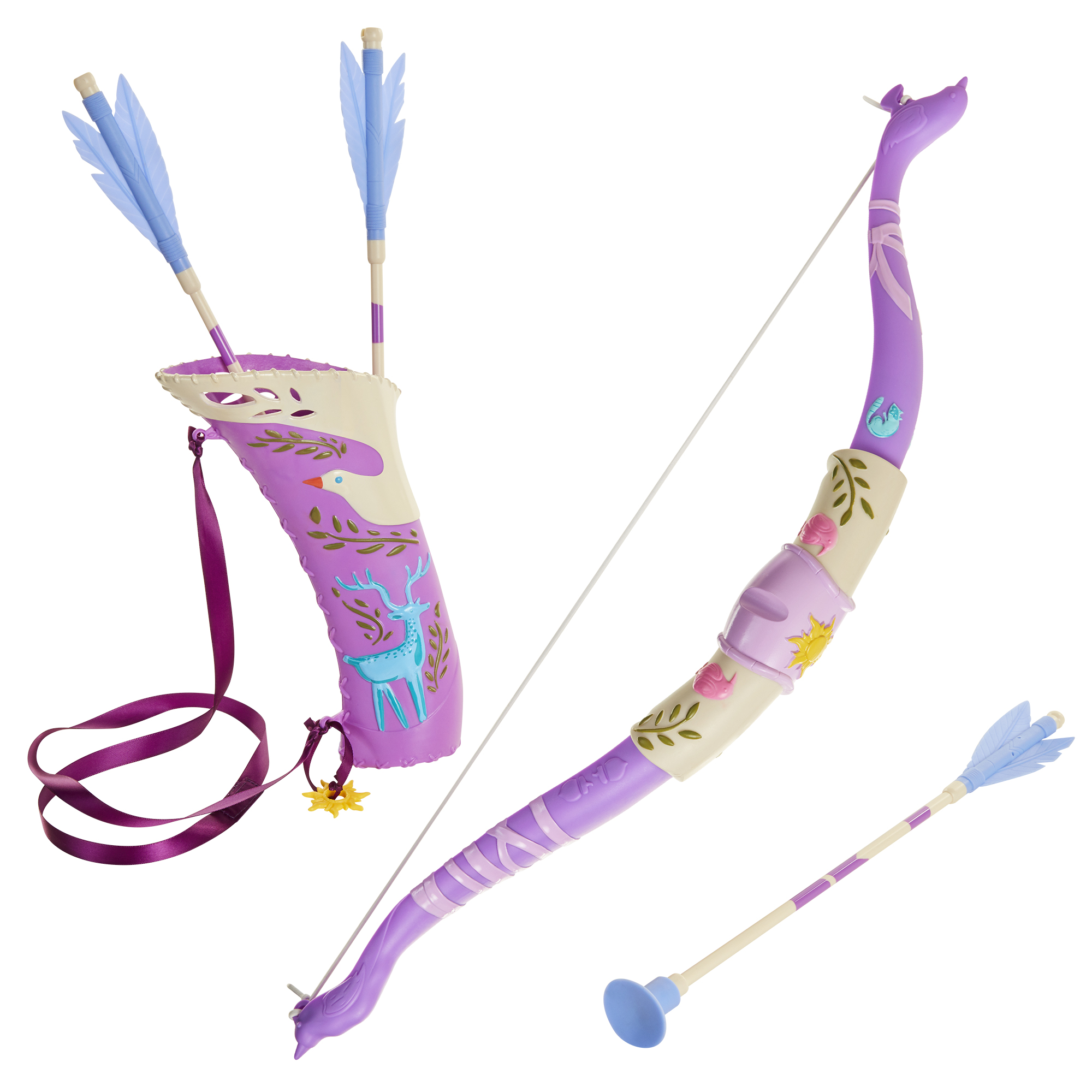 Disney Princess Tangled Bow And Arrow