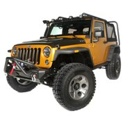 Rugged Ridge 12498.60 Exploration 2 Package Jeep Accessories Kit