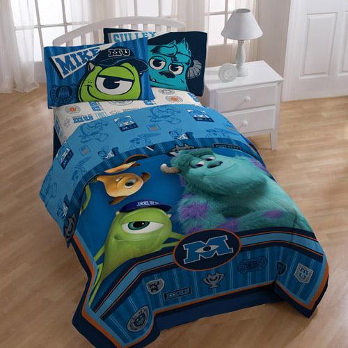 Disney Monsters University Bedding Sheet Set