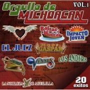 Orgullo De Michoacan, Vol. 1