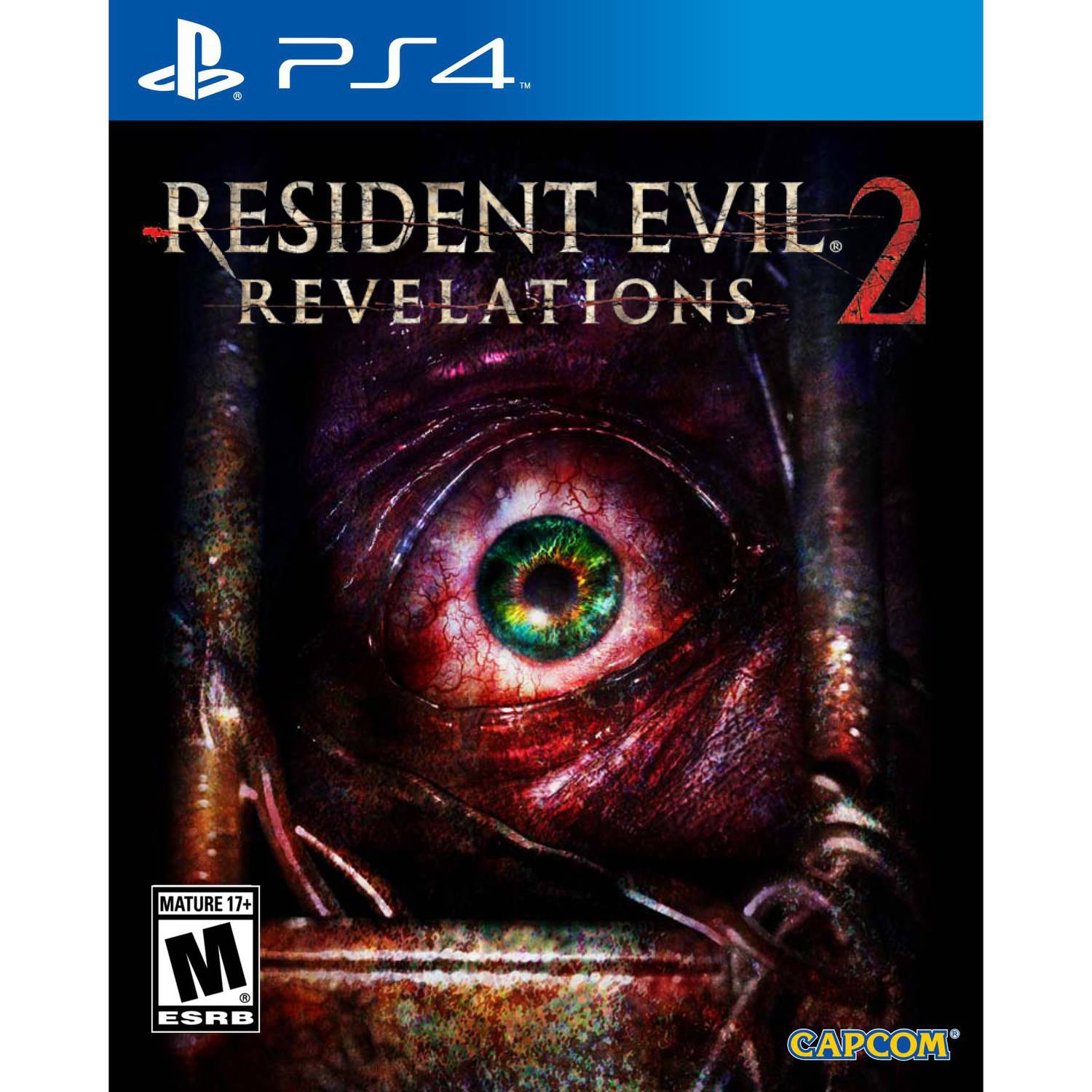 Capcom Resident Evil Revelation 2 (PS4) - Pre-Owned