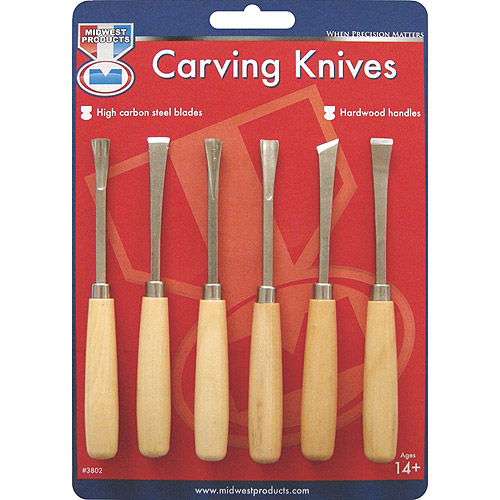 Midwest Products Carving Knives