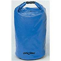 Kwik Tek  WB-2 Dry Pak Roll Top Dry Gear Bag  9.5 x 16 Inch  Blue