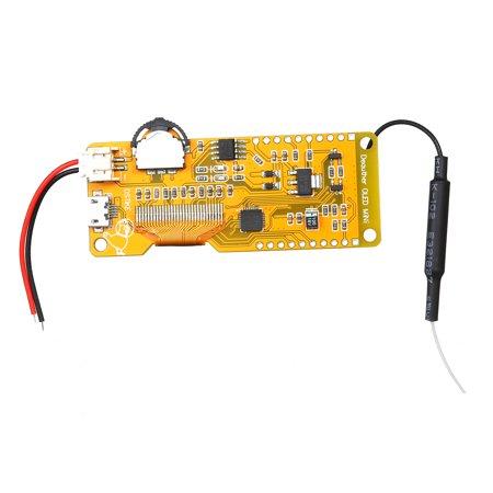 DSTIKE Deauther MINI ESP8266 WIFI Development Board OLED NodeMCU Development Module with 1.3-inch OLED Display - image 4 de 7