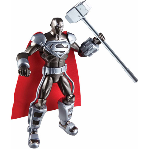 DC Comics Total Heroes Steel