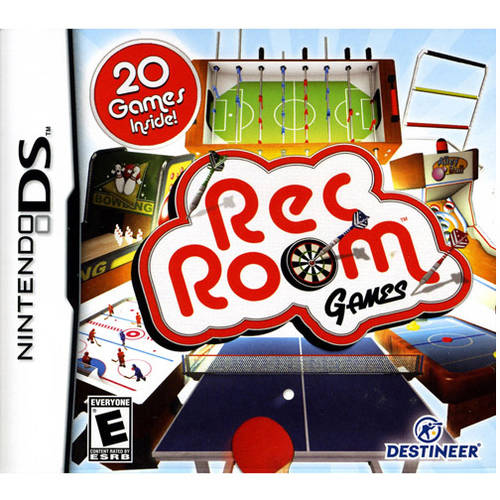 Rec Room (DS) - Pre-Owned