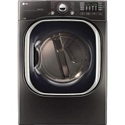 LG 7.4 cu. ft. Black Stainless