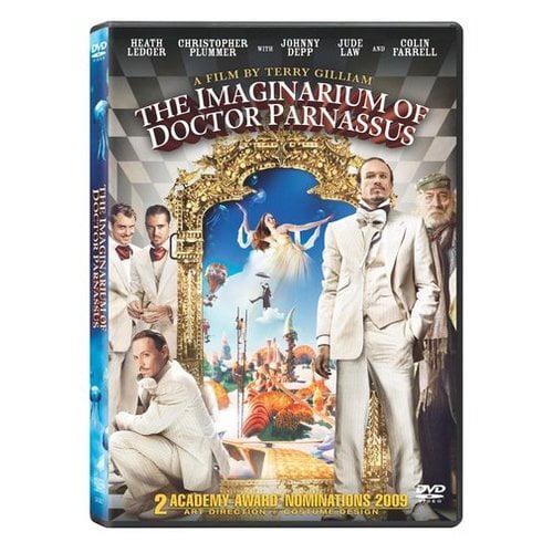 The Imaginarium Of Doctor Parnassus (Widescreen)