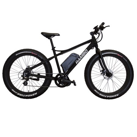 At-Home Bike Assembly – Base Electric Bike or Stationary
