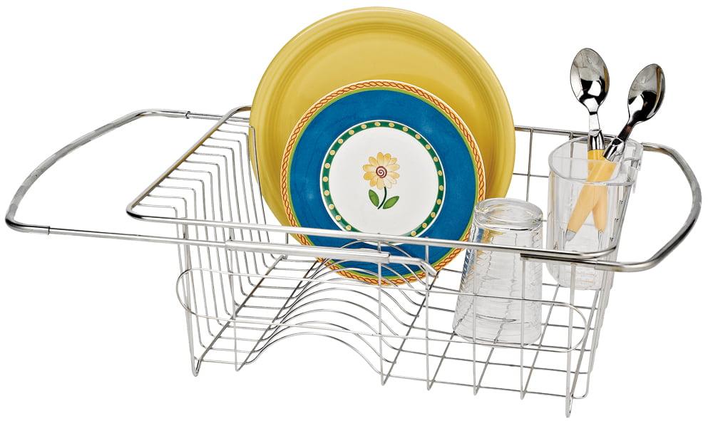 WalterDrake Over-the-Sink Dish Rack