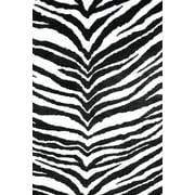Printed Felt 12 Inch X 18 Inch-Zebra