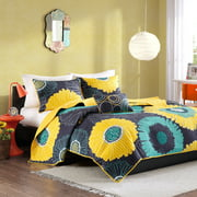 Home Essence Teen Loretta Quilted Coverlet Bedding Set